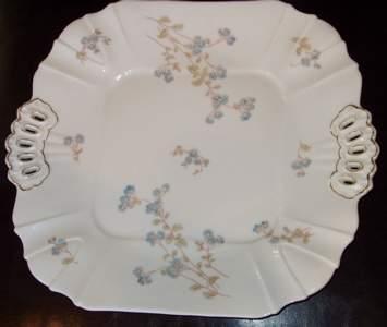 55: Vienna Austria Leonard Serving Plate