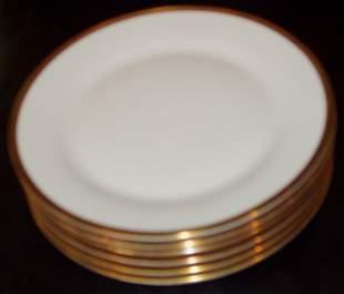 6 Bavaria German Plates