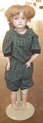 """""""Daria 1983"""" German Doll 10 1/2 174"""