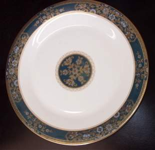 Royal Doulton English Bone China Plate