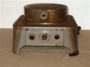 Waffle Oven McGraw Electric Co.