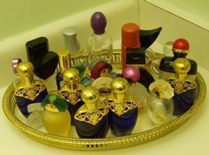 109: Misc. Perfume Bottles