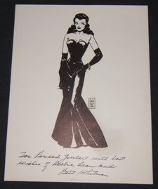 10: Cartoonist Bert Whitman Drawing