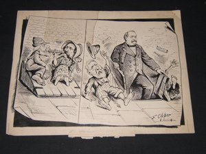 15: F. Opper Cartoonist Happy Hooligans Comic Strip