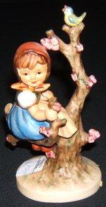 411: Hummel, Goebel Figurine