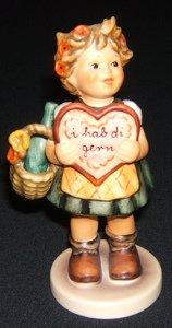422: Hummel, Goebel Figurine