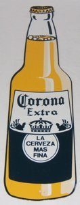 89: Advertising Corona Beer Sign