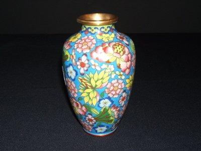 304: Chinese Cloisonné Vase