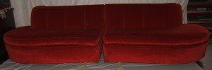 6: Mid Century Modern or Deco Sofa