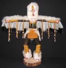 9: Indian Kachina Eagle Dancer
