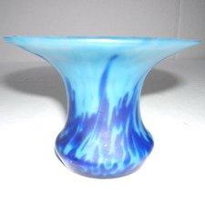 12: Art Glass Vase