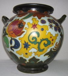 13: Antique Pot Made in Holland