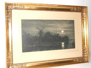 19: Antique Engraving Holland 1911 26 of 50