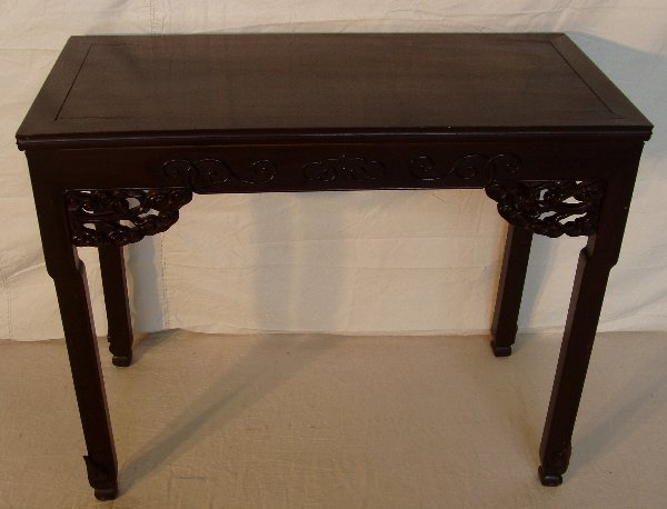 1008: Rosewood Altar Table
