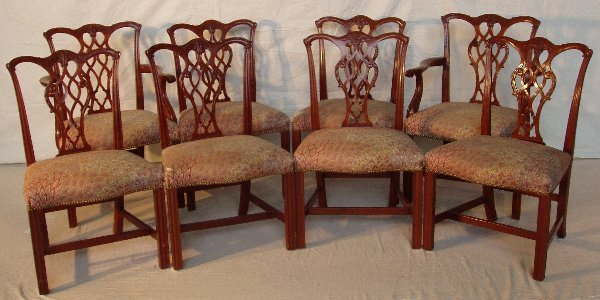 1014: Chippendale Chairs
