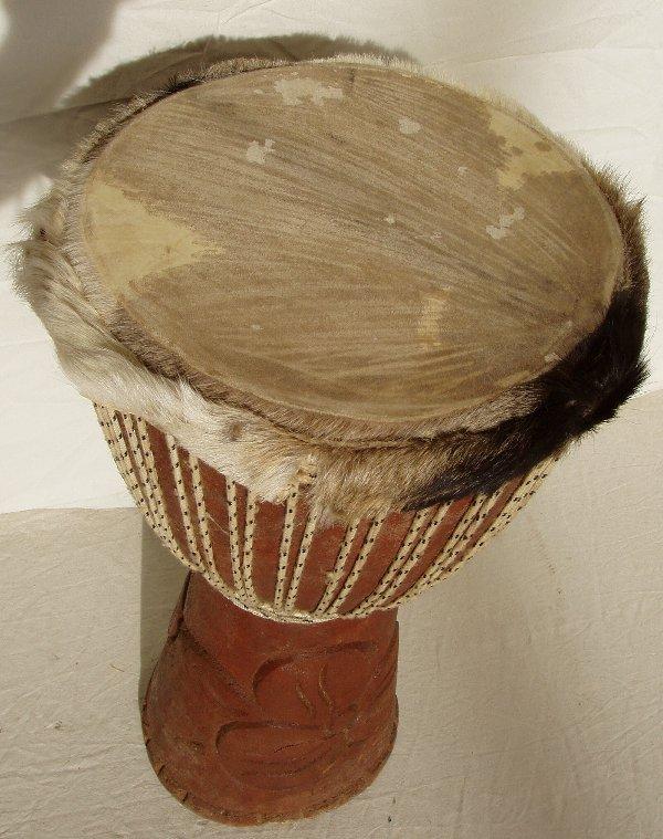 1017: African Drum