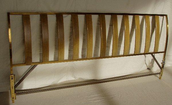1020: Harvey Probber Bed