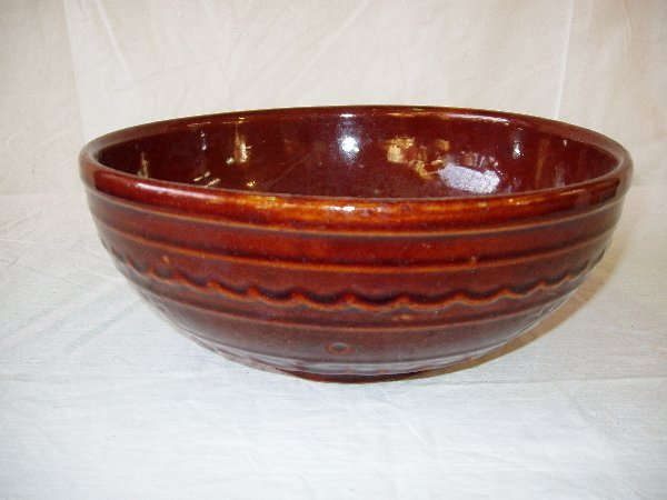 1: Pottery Bowl