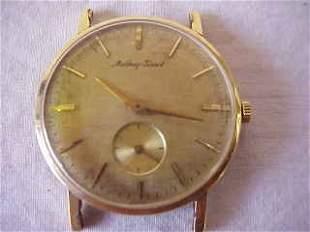 18 kt. Gold Watch