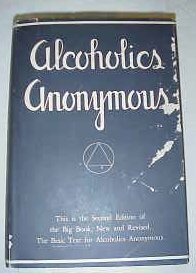 8: Alcoholics Anonymous Book