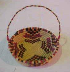 12: Woven Basket