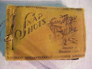 13: Colorado Souvenir Snap Shots