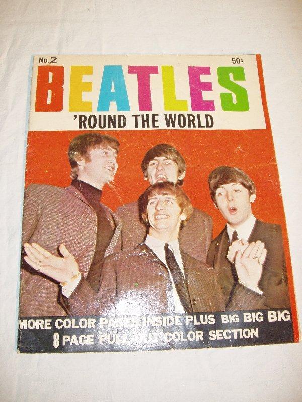 15: Beatles Magazine No. 2
