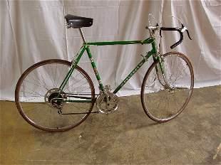 Vintage Peugeot 10 Speed Bike