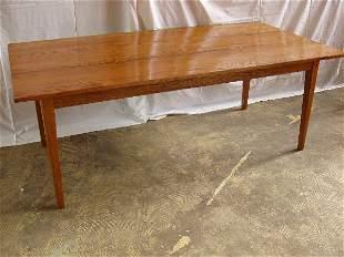 Oak Harvest Dining Room Table