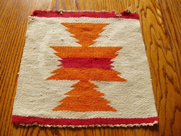 2005: Native American Indian Rug