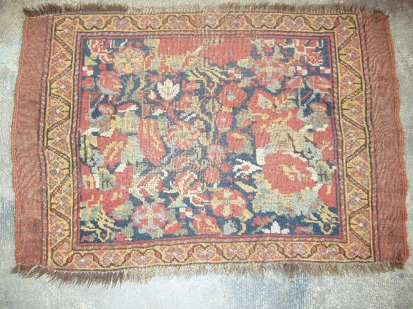 2013: Antique Handmade Rug