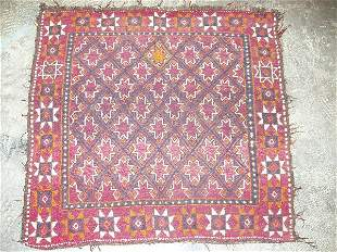 Middle Eastern Hand Made Rug