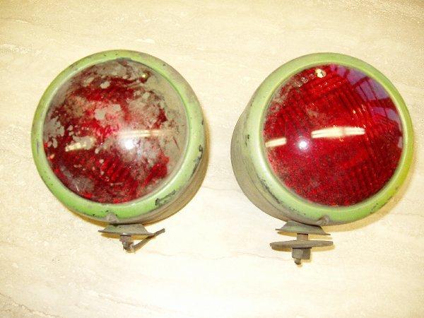 3: Rail Road Lights