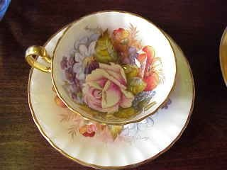 7: Aynsley Cup & Saucer
