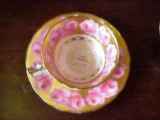 9: Royal Chelsa Cup & Saucer