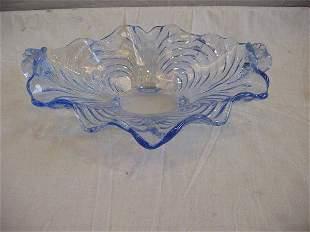 Moonlight Blue Caprice Bowl