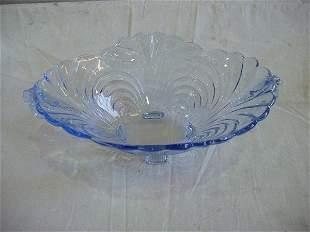 Blue Light Moon Caprice Bowl