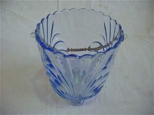 Moonlight Blue Caprice Ice Bucket