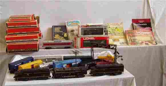 37: Lionel Train Collection