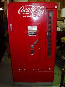 247: Coca-Cola Bottle Machine