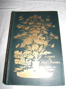 647: Antique Crawford by Mrs. Gaskell