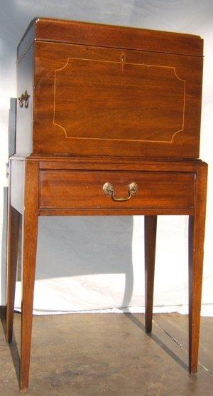 311: Henkel-Harris Virginia Galleries Flatware Chest