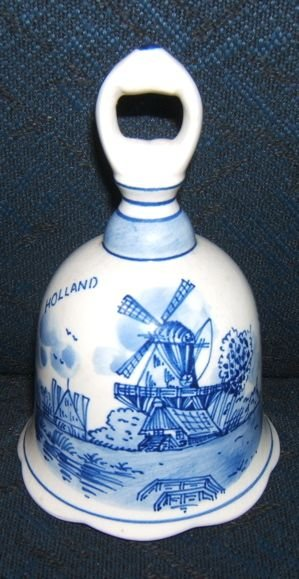 20: Delft Bell Made in Holland