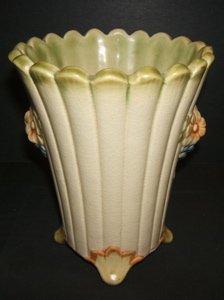 66: Weller Pottery Vase