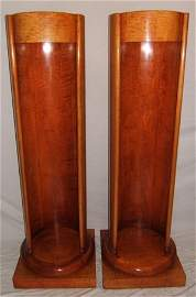 169: 2 Deco Style Columns