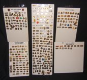 309: Rare Antique Dog License Tags From Various States