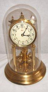 337: Koma Dome Clock Konrad Maunch Germany