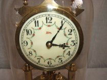 337: Koma Dome Clock Konrad Maunch Germany - 2