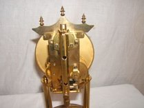 337: Koma Dome Clock Konrad Maunch Germany - 5