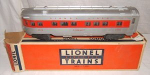 515: Lionel Observation Car No. 2446 with Box